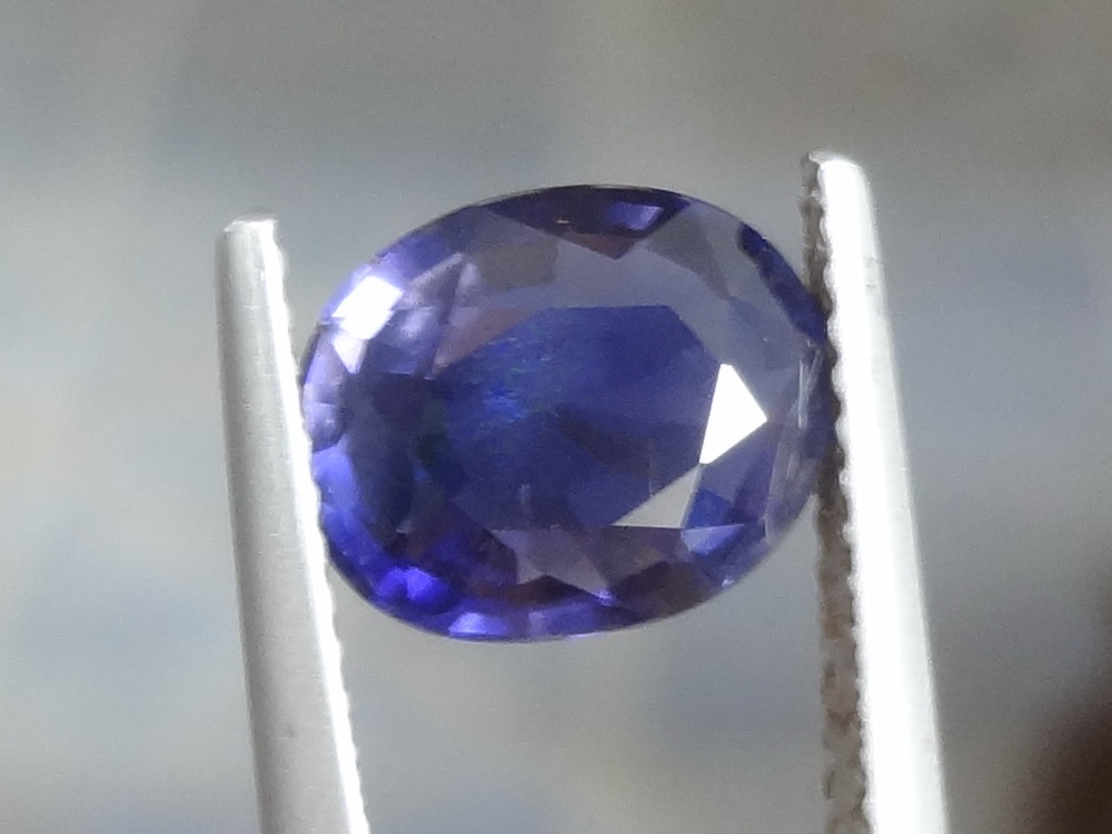 Cheap and wide Iolite Gemstone