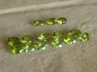 Calibrated Peridot / Olivine Wholesale Lot
