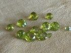 Round Peridot / Olivine Wholesale Lot