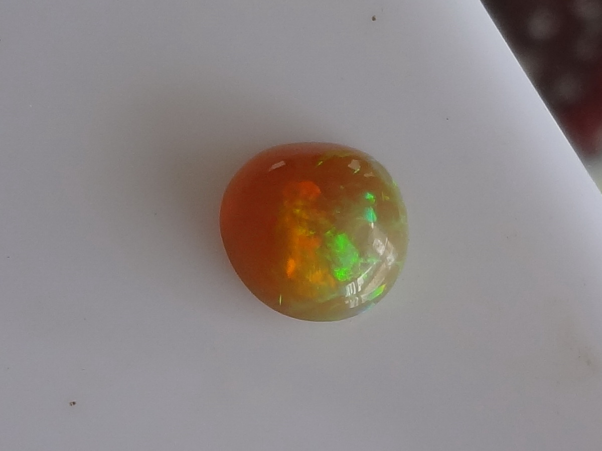Discounted Welo Opal Cabochon, 1.73ct